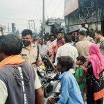 Dehradun कांवली रोड पर क्यों किया साले ने जीजा पर चाकू से हमला देखे Video